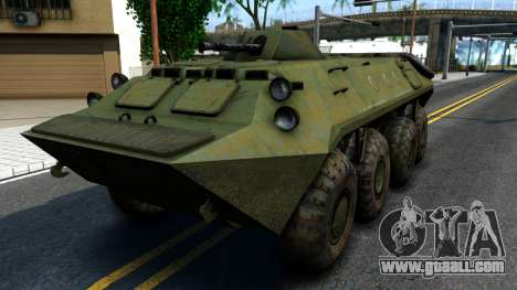 BTR-70 for GTA San Andreas