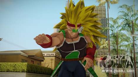 Dragon Ball Xenoverse - Bardock SSJ3 for GTA San Andreas