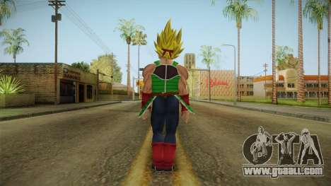 Dragon Ball Xenoverse - Bardock SSJ for GTA San Andreas third screenshot