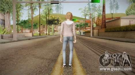 Life Is Strange - Max Caulfield EP1 v2 for GTA San Andreas third screenshot