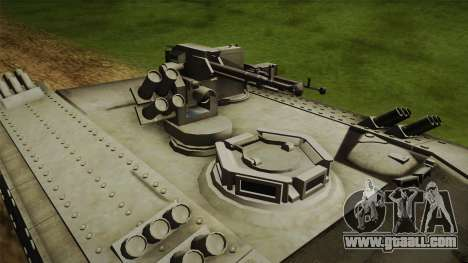 Heavy APC for GTA San Andreas