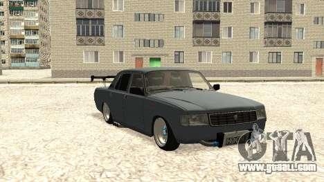 Volga 31029 cramps [Full version] for GTA San Andreas