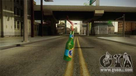 EFES Molotov for GTA San Andreas