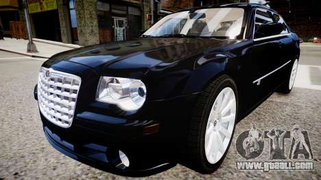Chrysler 300c SRT8 for GTA 4