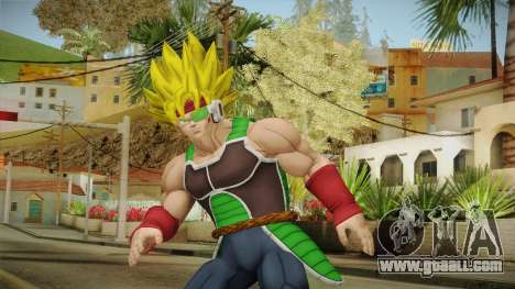 Dragon Ball Xenoverse - Bardock SSJ for GTA San Andreas
