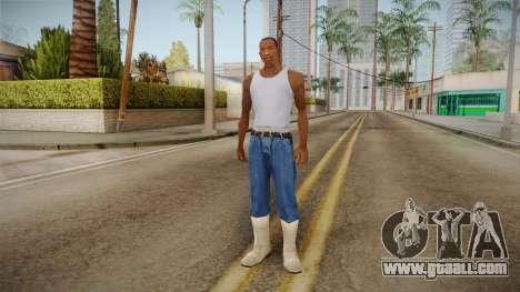 Boots for GTA San Andreas third screenshot