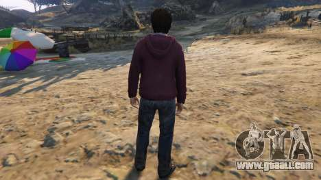 GTA 5 Harry Potter Update third screenshot