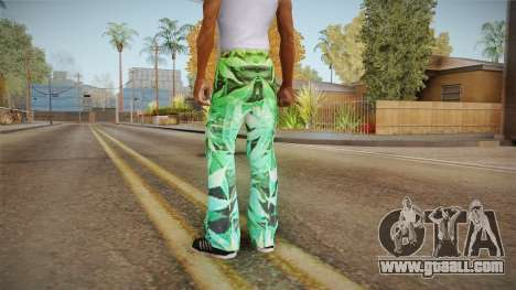 Tights with hemp for GTA San Andreas second screenshot