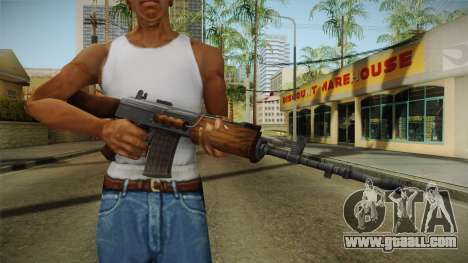 INSAS Rifle for GTA San Andreas