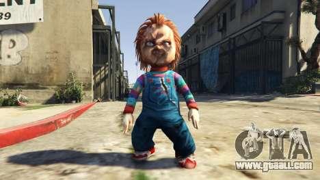 GTA 5 Chucky
