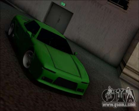 Infernus Hard Stunt for GTA San Andreas