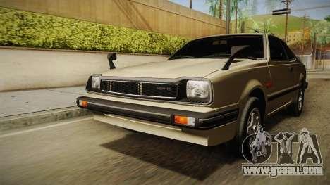 Honda Prelude 1980 for GTA San Andreas