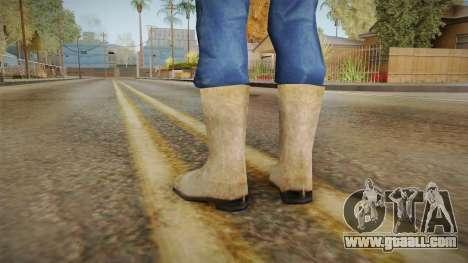 Boots for GTA San Andreas second screenshot