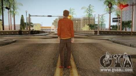 Life Is Strange - Nathan Prescott v3.1 for GTA San Andreas