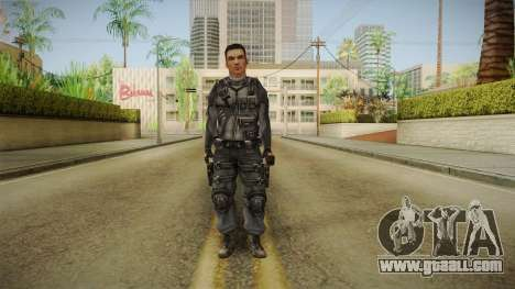 Syphon Filter Gabriel Logan v2 for GTA San Andreas second screenshot