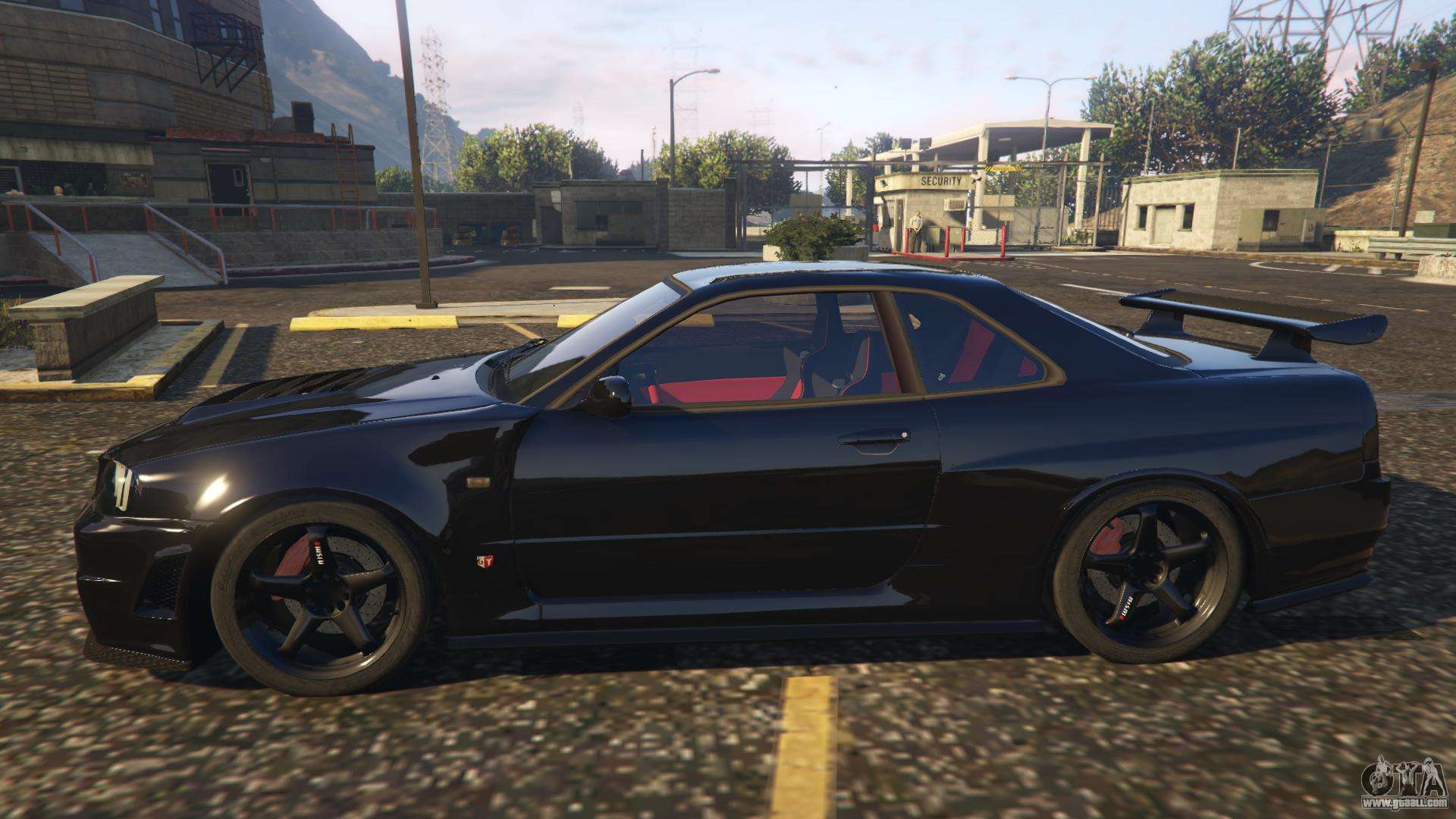 Nissan skyline nismo z tune 2005 for gta 5 gta 5 nissan skyline nismo z tune 2005 left side view vanachro Choice Image