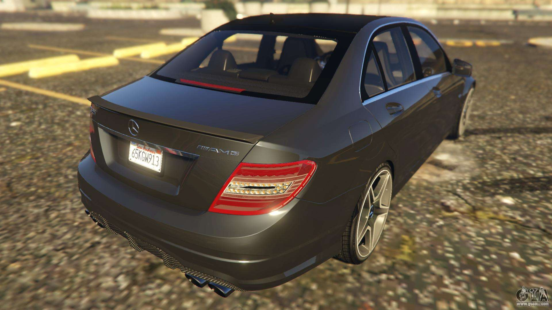 Mercedes benz c63 amg w204 2014 for gta 5 for Mercedes benz c63 amg 2014