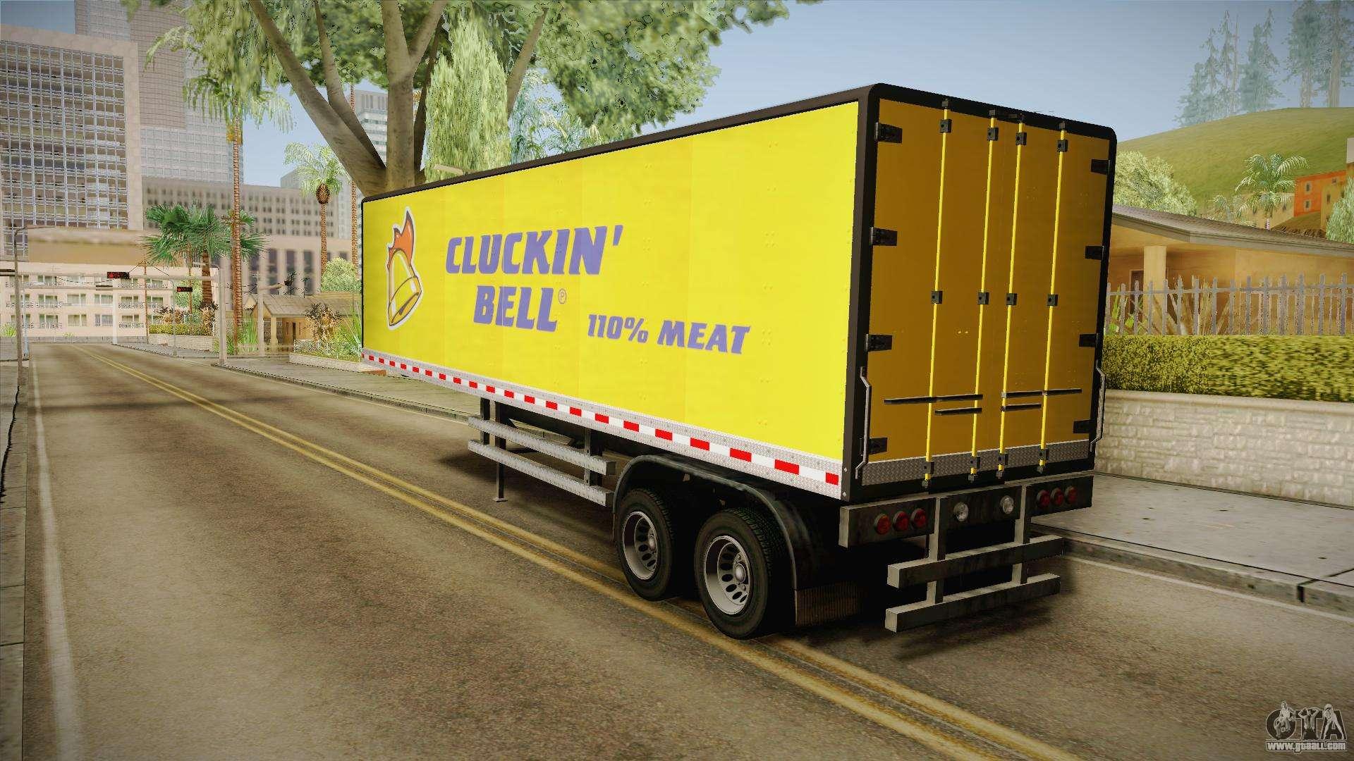 gta 5 refrigerated trailer ivf for gta san andreas. Black Bedroom Furniture Sets. Home Design Ideas