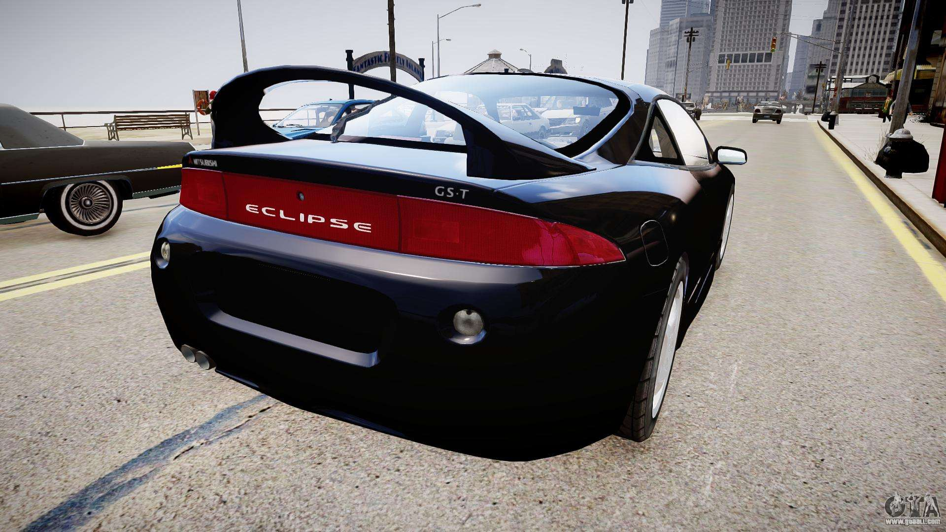 articles mitsubishi eclipse makes photos spyder informations