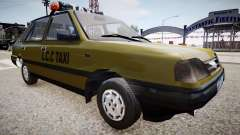 FSO Polonez TAXI for GTA 4
