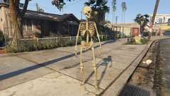 Skeleton 1.0 for GTA 5