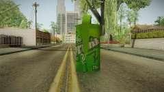 Sprunk Grenade for GTA San Andreas