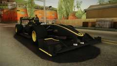 F1 Lotus T125 2011 v3 for GTA San Andreas