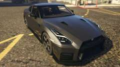 Nissan GTR Nismo 2017 for GTA 5