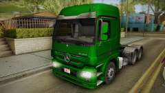 Mercedes-Benz Actros 2646 for GTA San Andreas