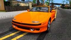 Mistubishi 3000GT 1992 for GTA San Andreas