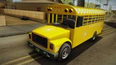 GTA V Vapid Police Prison Bus for GTA San Andreas