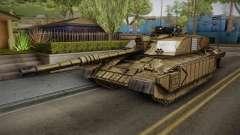 Challenger 2 Desert for GTA San Andreas