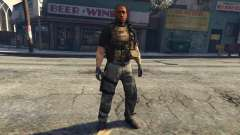 New Black Ops Ped 0.2 for GTA 5