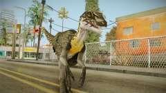 Primal Carnage Velociraptor Thunderstruck for GTA San Andreas