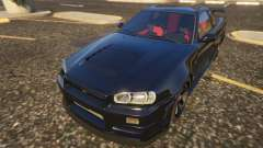Nissan Skyline Nismo Z-Tune 2005 for GTA 5