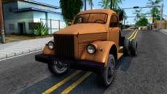 GAZ-51 Tow truck