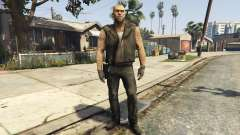 Left4Dead 1 Francis for GTA 5