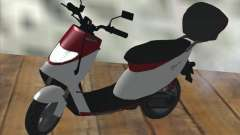 GTA IV Faggio Traveler for GTA San Andreas