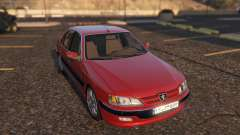Peugeot Pars for GTA 5