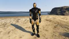 Iron Man Marvel Now for GTA 5