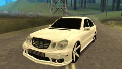 Mersedes-Benz E55 Armenian for GTA San Andreas