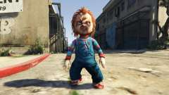 Chucky for GTA 5