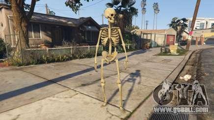 Skeleton 1.0 for GTA 5
