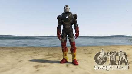 Iron Man Hot Rod for GTA 5