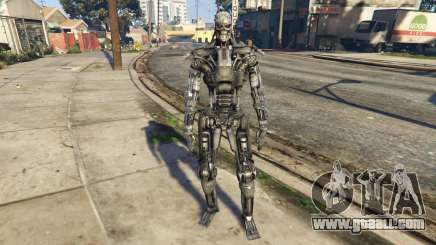 Terminator T-600 1.0 for GTA 5