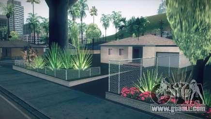 ENBSeries Dark green (Medium PC) for GTA San Andreas