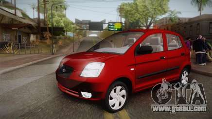 Kia Picanto for GTA San Andreas