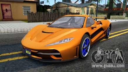 GTA V Progen Anubis for GTA San Andreas