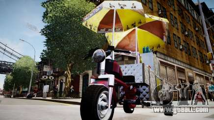 Hotdog Express for GTA 4