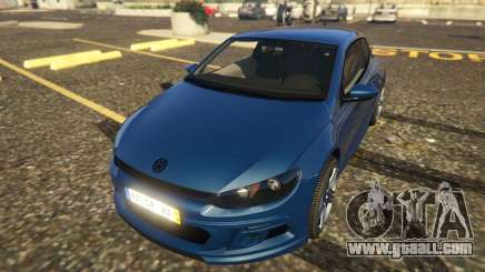 Portuguese Republican National Guard - Scirocco for GTA 5